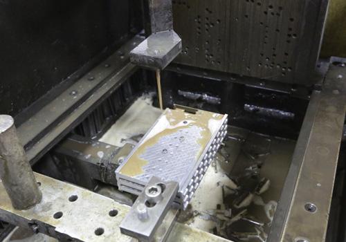 wire edm machining china