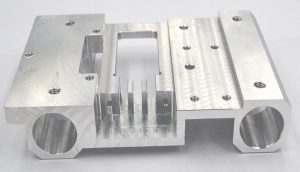 associated with aluminum CNC machining